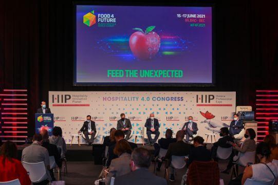 Profesionalhoreca, presentación de Food 4 Future en el marco de la feria HIP 2021