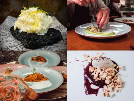 Profesionalhoreca, platos creados por  chefs de Artesanos