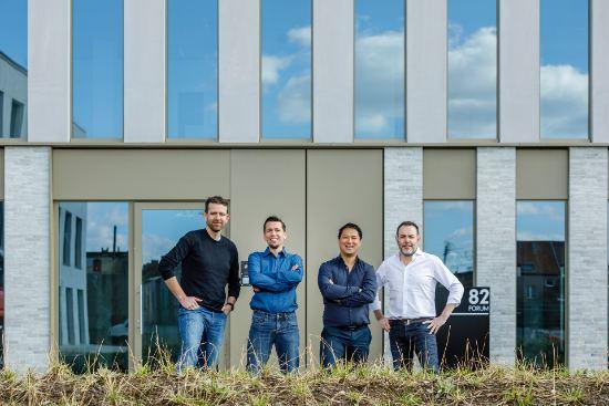 Profesionalhoreca, los fundadores de Deliverect