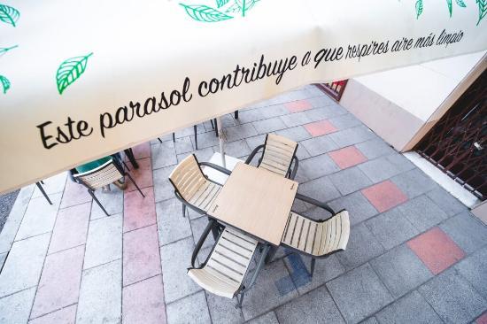 Proefsionalhoreca, parasol sostenible de Mahou San Miguel