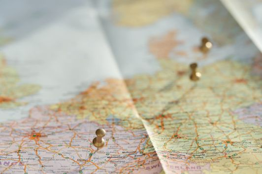 Profesionalhoreca, mapa