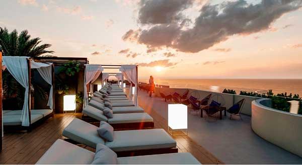 Profesionalhoreca, terraza del resort Labranda Suites Costa Adeje