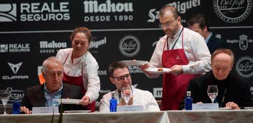Profesionalhoreca, jurado del concurso de escabeches en Madrid Fusión