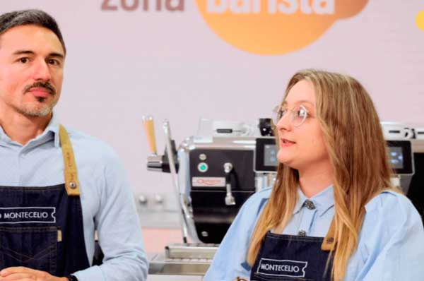 Profesionalhoreca, batistas de la Zona Barista de Cafento