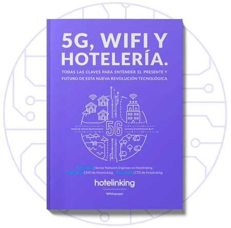 Profesionalhoreca, portada del estudio %G, wifi y hotelería, de Hotelinking