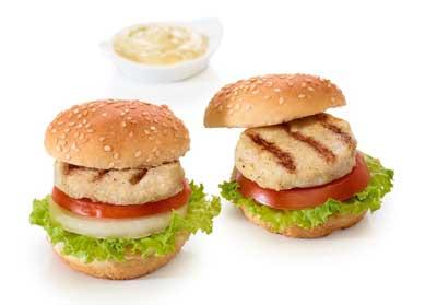 Profesionalhoreca, Mini hamburguesas de merluza de Ibercook