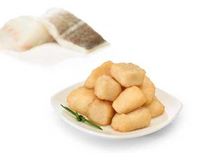 Profesionalhoreca, Taquitos de bacalao en tempura de Ibercook
