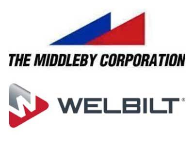 Profesionalhoreca, logos de The Middleby Corporation y de Welbilt