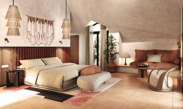 Profesionalhoreca, habitación del resort So/ Sotogrande