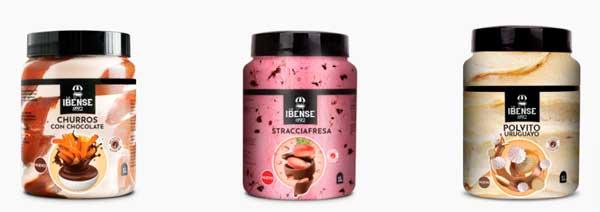 Profesionalhoreca, helados de La Ibense