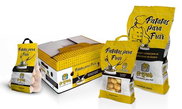 Profesionalhoreca, patatas para freís Fripat