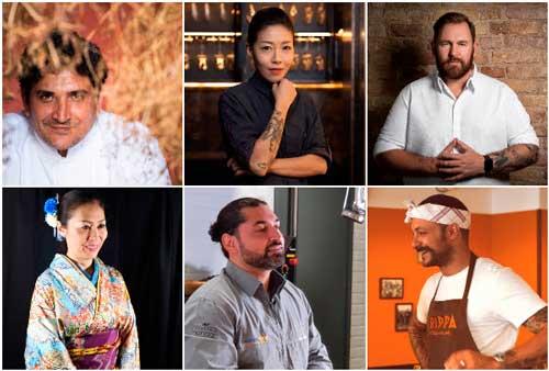 Profesionalhoreca, ponentes del congreso gastronómico Madrid Fusión 2021