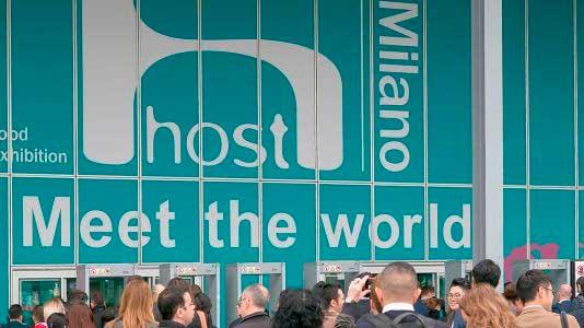 Profesionalhoreca, feria Host Milano