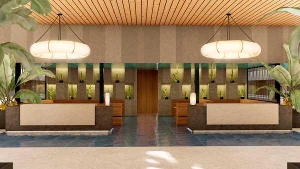 Profesionalhoreca, recepción del resort Labranda Suites Costa Adeje