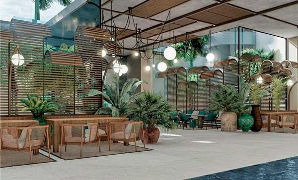 Profesionalhoreca, espacios comunes del resort Labranda Suites Costa Adeje