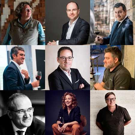 Profesionalhoreca, ponentes del congreso del vino Madrid Fusión 2021