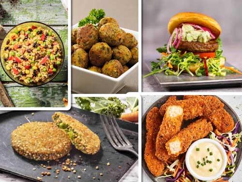 Profesionalhoreca, Productos de Findus Green Cuisine para el canal horeca