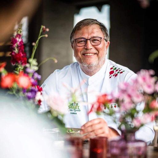 ProfesionalHoreca, Frank Fol, The Vegetables Chef, fundador de We're Smart World