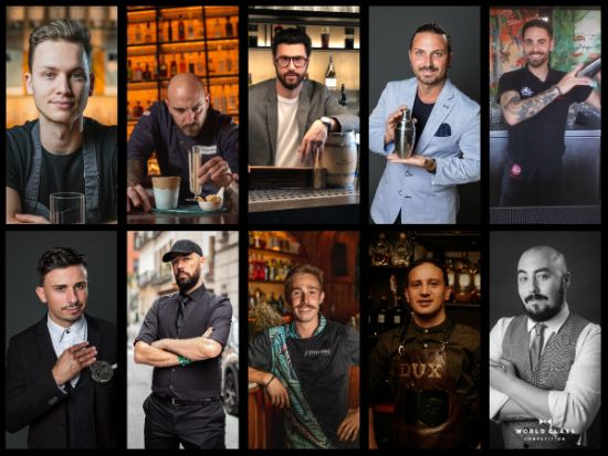Profesionalhoreca, los 10 mejores bartenders de España, finalistas de World Class 2021