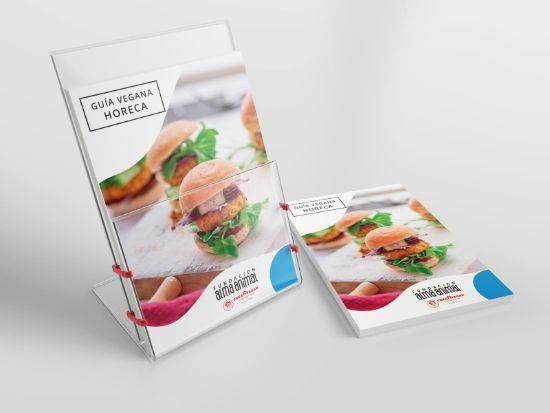Profesional Horeca Guía Vegana para Horeca