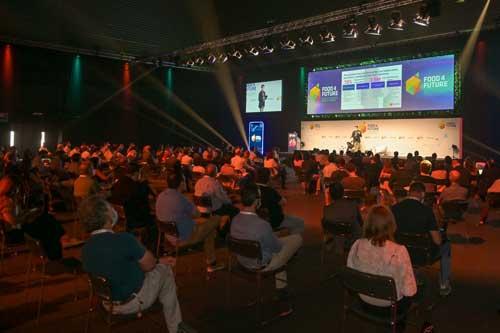 Profesionalhoreca, conferencia de Food 4 Future 2021 en Bilbao