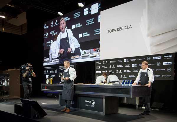 Profesionalhoreca, Joan Roca, Madrid Fusión 2021