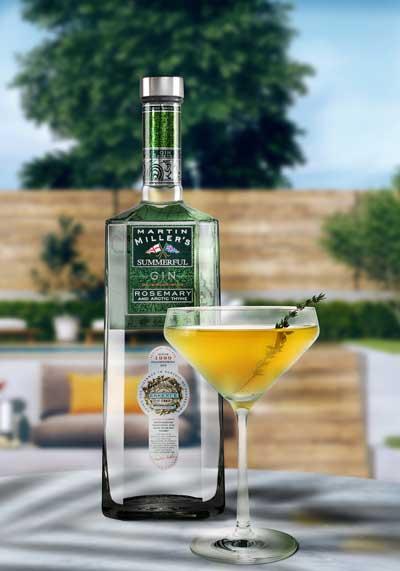 Profesionalhoreca, Martin Miller's Summerful Gin