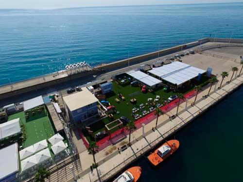 Profesionalhoreca, complejo Ocean en el Puerto de Alicante
