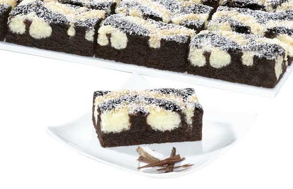 Profesionalhoreca, Plancha de chocolate y coco de Erlenbacher