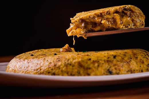 Profesionalhoreca, tortilla Hakuna Trufada, uno de los best-sellers de Hakuna Patata