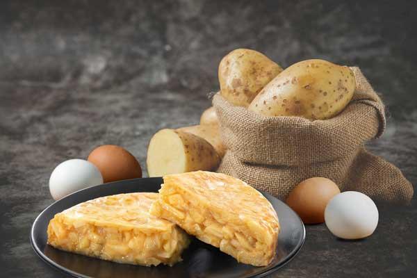 Profesionalhoreca, tortilla de patata Ovoplus