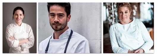 Profesionalhoreca, chefs que presentarán la gala OAD de mejores restaurantes europeos 2021