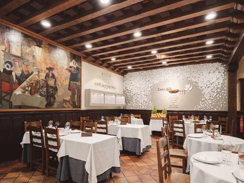 Profesionalhoreca, restaurante José María I en Segovia