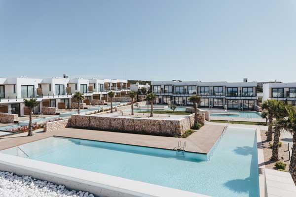 Profesionalhoreca, La zona de piscinas del hotel Barceló Nura, en Menorca