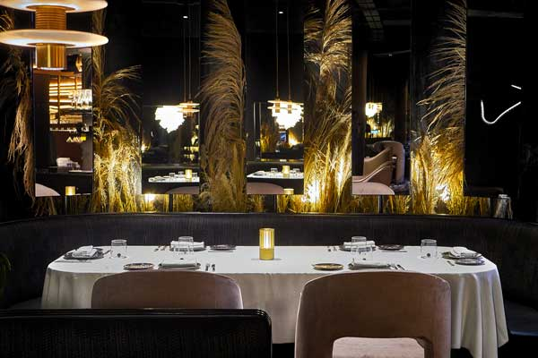 Profesionalhoreca, sala del restaurante Leña Madrid