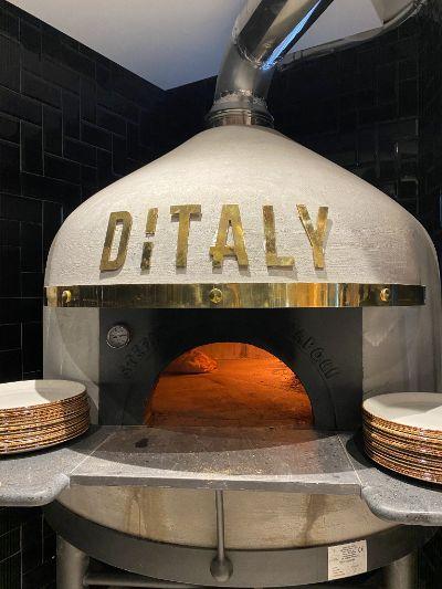 ProfesionalHoreca, horno de pizza de Ditaly