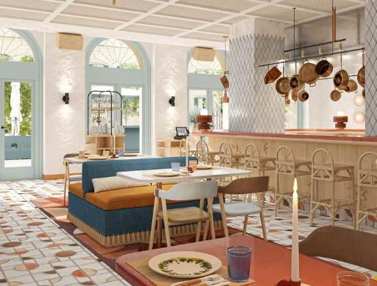 Profesional Horeca Restaurante Sabbaba