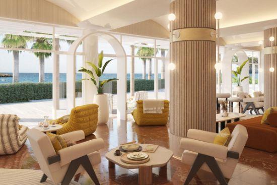 Profesionalhoreca, salón del hotel Riomar, a Tribute Portfolio Hotel, en Ibiza
