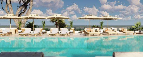 ProfesionalHoreca, terraza del Hotel Riomar, a Tribute Portfolio Hotel, en Ibiza