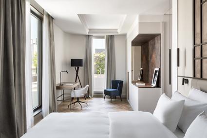 ProfesionalHoreca, habitación del hotel Radisson Collection Magdalena Plaza Sevilla