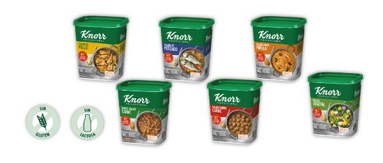 ProfesionalHoreca, caldos sazonadores de Knorr Professional