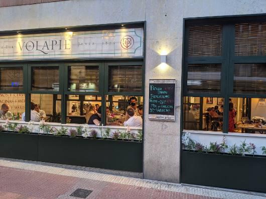 ProfesionalHoreca taberna andaluza Volapié