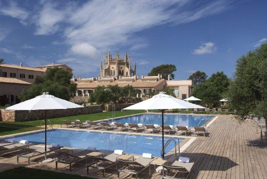 ProfesionalHoreca, piscinas del Zoëtry Mallorca Wellness & Spa