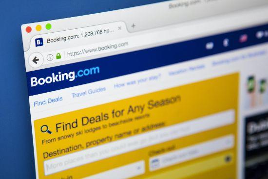 Profesional Horeca, home de Booking.com
