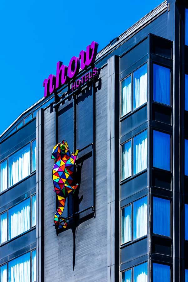 Profesionalhoreca, fachada del hotel Nhow Brussels Bloom
