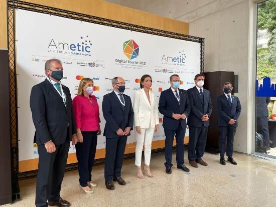 Profesional Horeca, clausura del Digital Tourist 2021 con la ministra Reyes Maroto