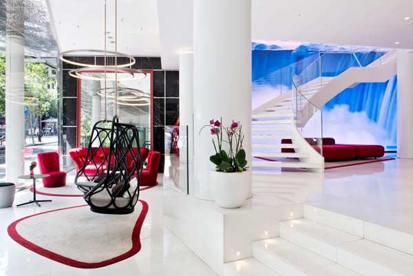 Profesionalhoreca, lobby del Gran Hotel Calderón reformado en 2017