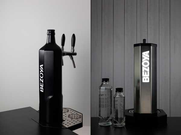 Profesionalhoreca, los dos modelos de grifo de agua que presenta Bezoya