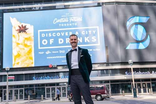 Profesionalhoreca, James Grant, Mejor Bartender del Mundo 2021