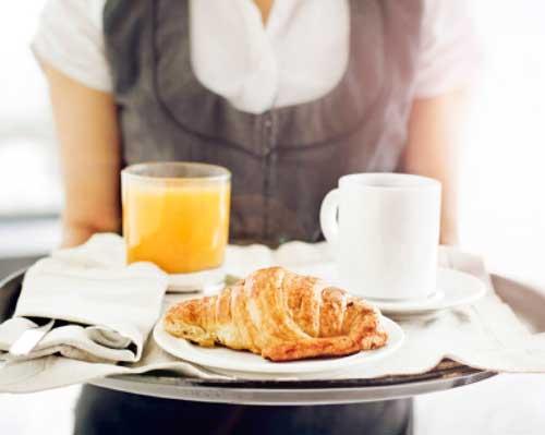 Profesionalhoreca, servicio de desayuno en un hotel